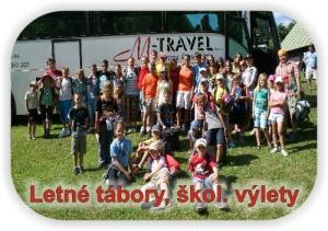 Letné detské tábory