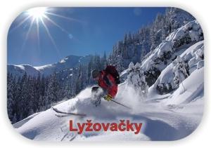 Lyžovačky, lyžiarske pobyty v zahraničí - v Taliansku, Francúzsko, Slovinsku, Rakúsku