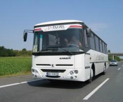 Autobus KAROSA (43-45 miest na sedenie)