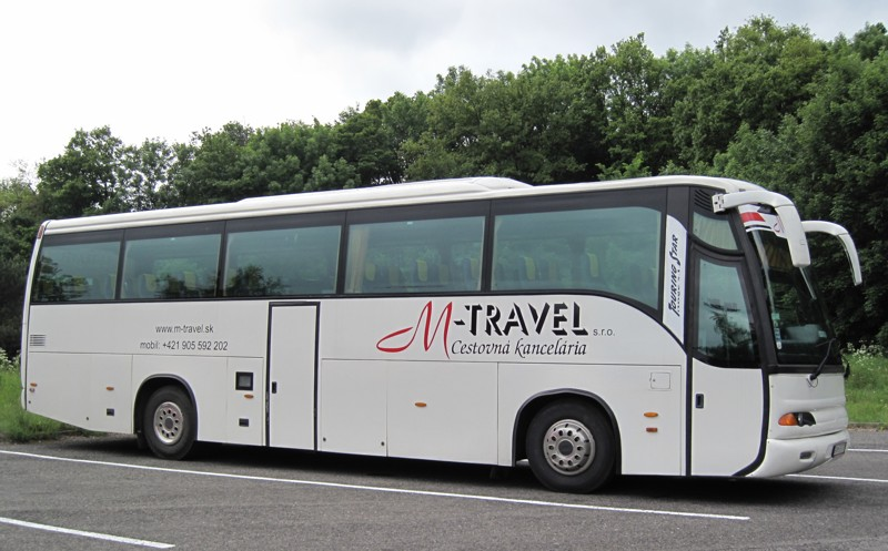 Autobus Noge IVECO Lux (49 miest) - foto 1.