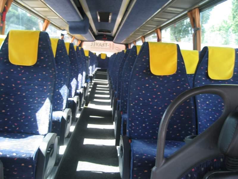 Autobus Noge IVECO Lux (49 miest) - foto 5.