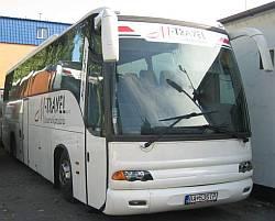 Autobus Noge IVECO - 49 miest na sedenie