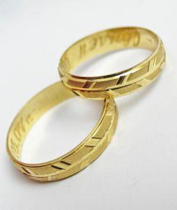Svadobná preprava - doprava - svadobný prsteň, obrúčka